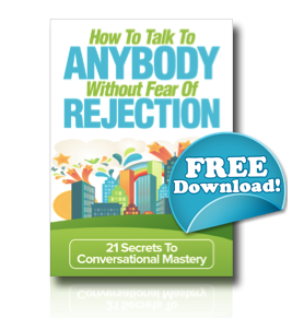 Talk to Anyone Without Fear of Rejection - Marcus Oakey