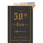 The 50th Law, 50 Cent and Robert Greene