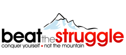 beat the struggle logo