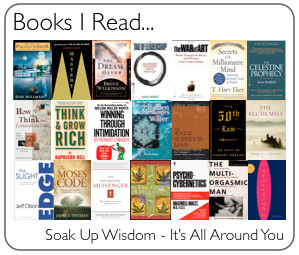 Personal Growth & Spirituality Books
