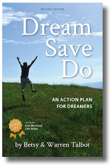 Dream, Save, Do by Warren & Betsy Talbot - Book Cover