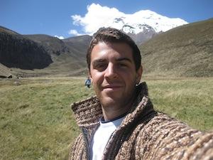 Matt, Chimborazo Volcano, Ecuador